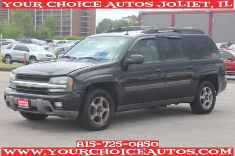 2005 Chevrolet TrailBlazer EXT for sale at Your Choice Autos - Joliet in Joliet IL