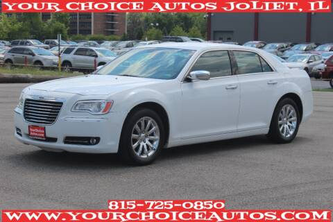 2012 Chrysler 300 for sale at Your Choice Autos - Joliet in Joliet IL