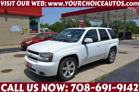2006 Chevrolet TrailBlazer for sale at Your Choice Autos - Crestwood in Crestwood IL