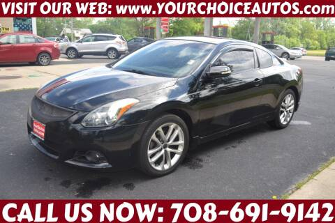 2012 Nissan Altima for sale at Your Choice Autos - Crestwood in Crestwood IL