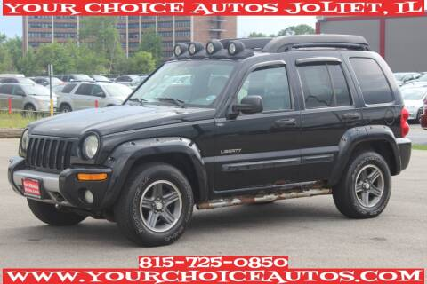 2004 Jeep Liberty for sale at Your Choice Autos - Joliet in Joliet IL