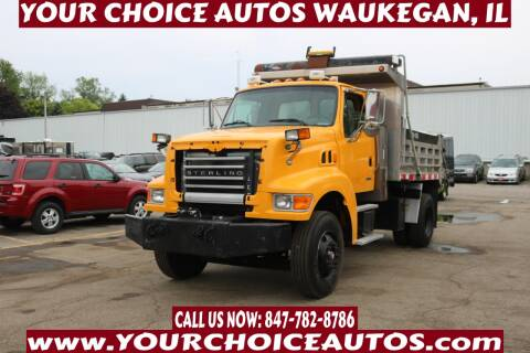 2004 Sterling L8500 Series for sale at Your Choice Autos - Waukegan in Waukegan IL