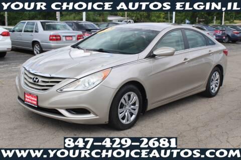 2011 Hyundai Sonata for sale at Your Choice Autos - Elgin in Elgin IL