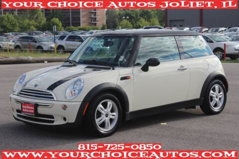 2006 MINI Cooper for sale at Your Choice Autos - Joliet in Joliet IL