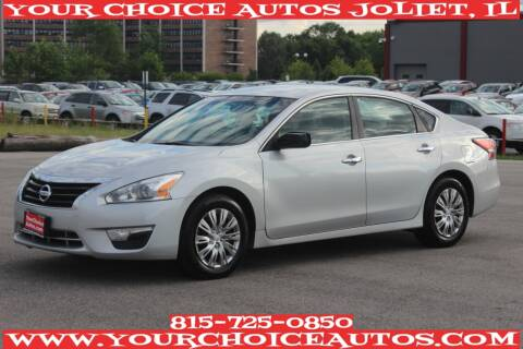 2015 Nissan Altima for sale at Your Choice Autos - Joliet in Joliet IL