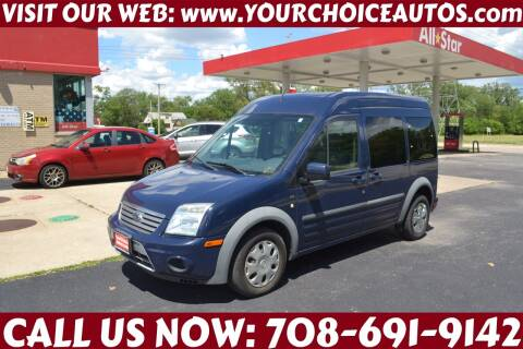 2012 Ford Transit Connect for sale at Your Choice Autos - Crestwood in Crestwood IL