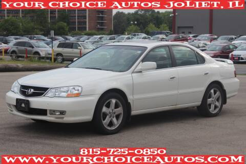 2003 Acura TL for sale at Your Choice Autos - Joliet in Joliet IL