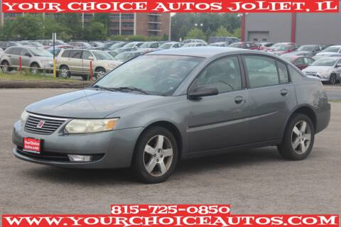 2006 Saturn Ion for sale at Your Choice Autos - Joliet in Joliet IL