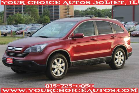 2009 Honda CR-V for sale at Your Choice Autos - Joliet in Joliet IL