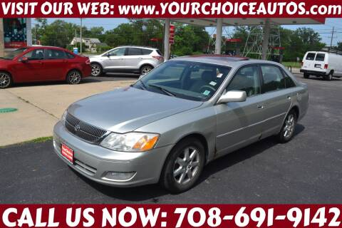 2001 Toyota Avalon for sale at Your Choice Autos - Crestwood in Crestwood IL