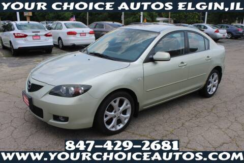2008 Mazda MAZDA3 for sale at Your Choice Autos - Elgin in Elgin IL