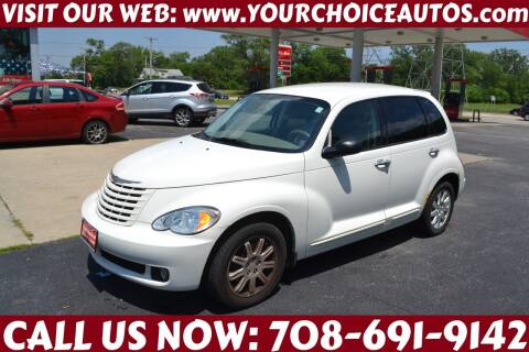 2008 Chrysler PT Cruiser for sale at Your Choice Autos - Crestwood in Crestwood IL