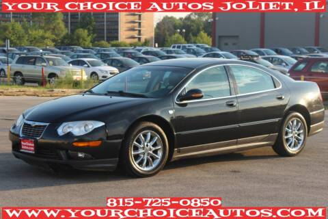 2004 Chrysler 300M for sale at Your Choice Autos - Joliet in Joliet IL