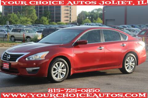 2014 Nissan Altima for sale at Your Choice Autos - Joliet in Joliet IL