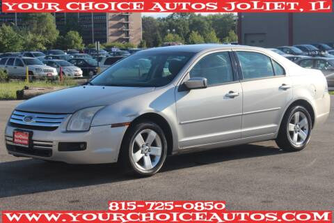 2007 Ford Fusion for sale at Your Choice Autos - Joliet in Joliet IL