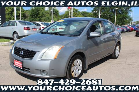 2008 Nissan Sentra for sale at Your Choice Autos - Elgin in Elgin IL