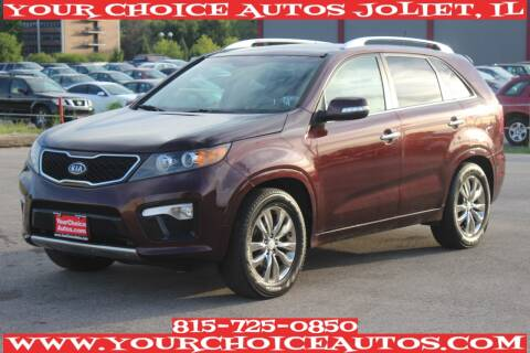 2013 Kia Sorento for sale at Your Choice Autos - Joliet in Joliet IL