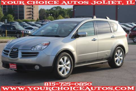 2006 Subaru B9 Tribeca for sale at Your Choice Autos - Joliet in Joliet IL