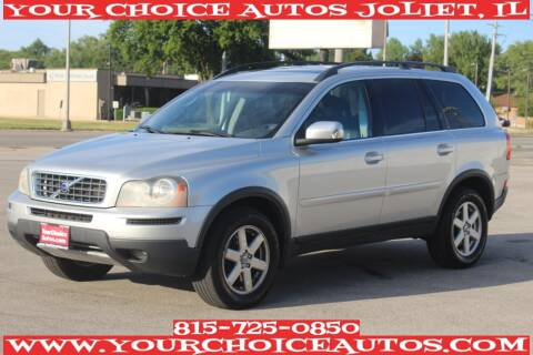 2007 Volvo XC90 for sale at Your Choice Autos - Joliet in Joliet IL