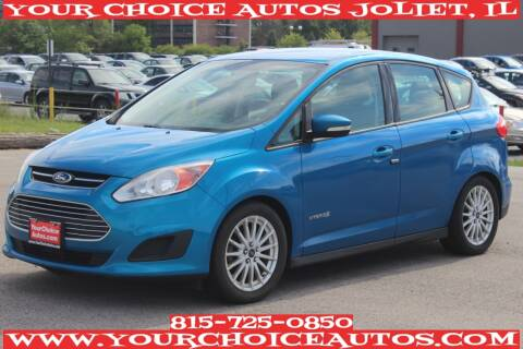 2013 Ford C-MAX Hybrid for sale at Your Choice Autos - Joliet in Joliet IL