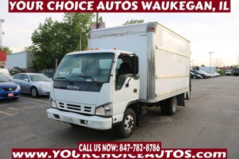 2006 Isuzu NPR for sale at Your Choice Autos - Waukegan in Waukegan IL
