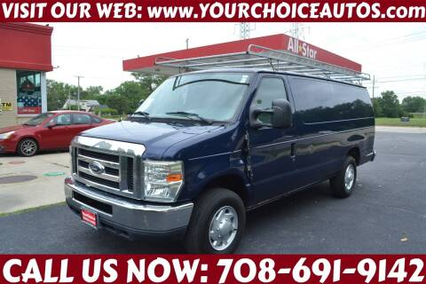 2008 Ford E-Series Cargo for sale at Your Choice Autos - Crestwood in Crestwood IL