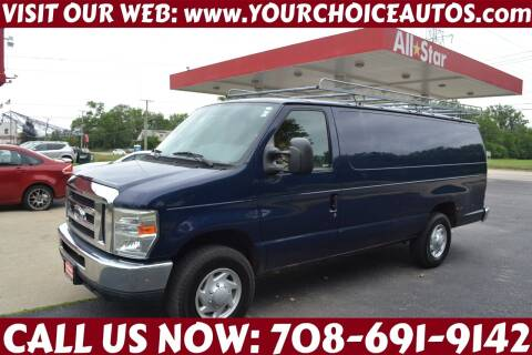 2009 Ford E-Series Cargo for sale at Your Choice Autos - Crestwood in Crestwood IL