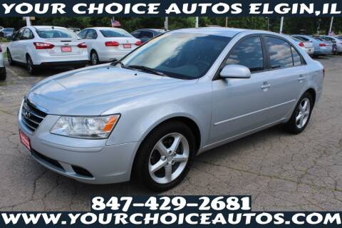 2010 Hyundai Sonata for sale at Your Choice Autos - Elgin in Elgin IL