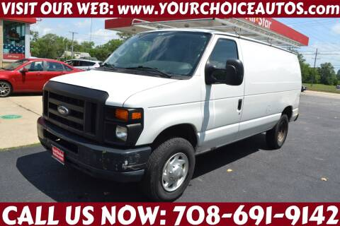 2011 Ford E-Series Cargo for sale at Your Choice Autos - Crestwood in Crestwood IL