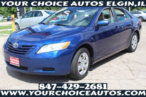 2007 Toyota Camry for sale at Your Choice Autos - Elgin in Elgin IL