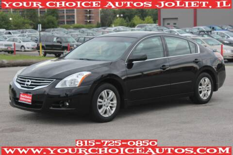 2012 Nissan Altima for sale at Your Choice Autos - Joliet in Joliet IL