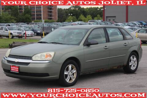 2004 Chevrolet Malibu Maxx for sale at Your Choice Autos - Joliet in Joliet IL