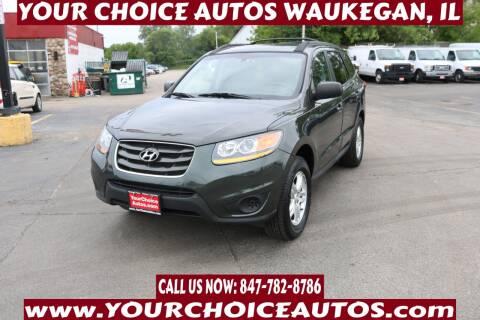 2010 Hyundai Santa Fe for sale at Your Choice Autos - Waukegan in Waukegan IL