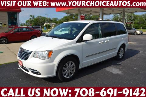 2014 Chrysler Town and Country for sale at Your Choice Autos - Crestwood in Crestwood IL