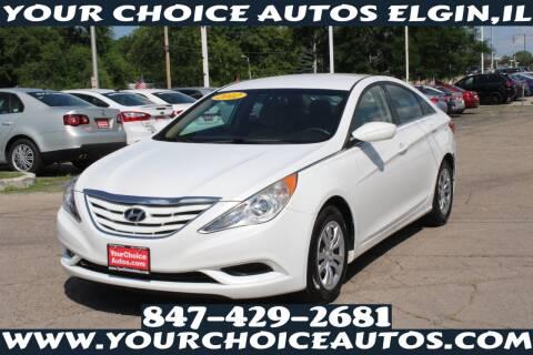 2012 Hyundai Sonata for sale at Your Choice Autos - Elgin in Elgin IL