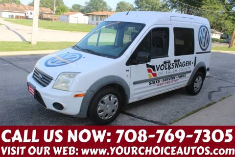 2010 Ford Transit Connect for sale at Your Choice Autos in Posen IL