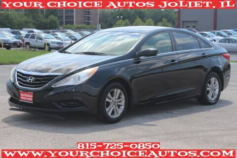 2012 Hyundai Sonata for sale at Your Choice Autos - Joliet in Joliet IL