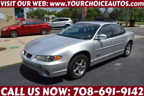 2003 Pontiac Grand Prix for sale at Your Choice Autos - Crestwood in Crestwood IL