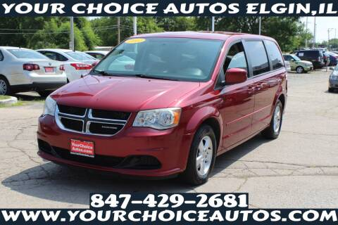 2011 Dodge Grand Caravan for sale at Your Choice Autos - Elgin in Elgin IL