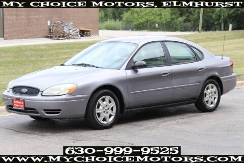 2007 Ford Taurus for sale at Your Choice Autos - My Choice Motors in Elmhurst IL