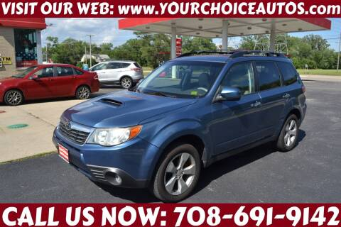 2010 Subaru Forester for sale at Your Choice Autos - Crestwood in Crestwood IL