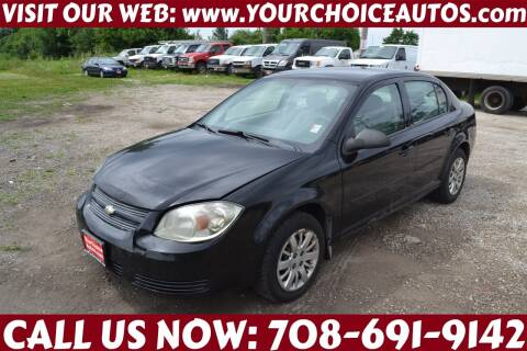 2010 Chevrolet Cobalt for sale at Your Choice Autos - Crestwood in Crestwood IL