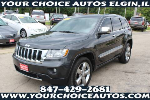 2011 Jeep Grand Cherokee for sale at Your Choice Autos - Elgin in Elgin IL