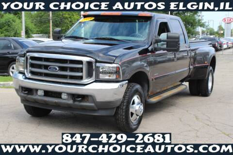 2003 Ford F-350 Super Duty for sale at Your Choice Autos - Elgin in Elgin IL