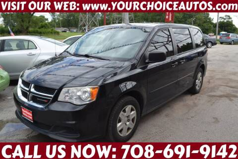 2012 Dodge Grand Caravan for sale at Your Choice Autos - Crestwood in Crestwood IL
