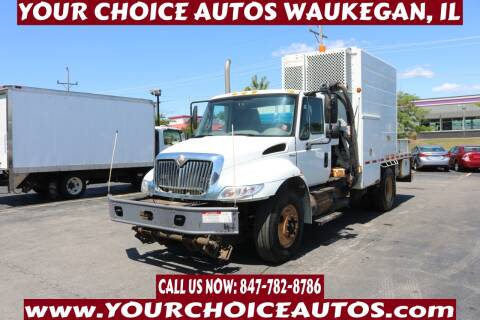 2009 International DuraStar 4300 for sale at Your Choice Autos - Waukegan in Waukegan IL