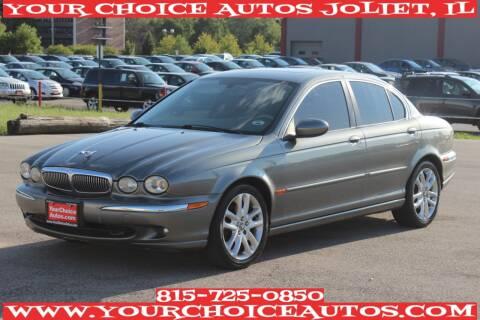 2005 Jaguar X-Type for sale at Your Choice Autos - Joliet in Joliet IL