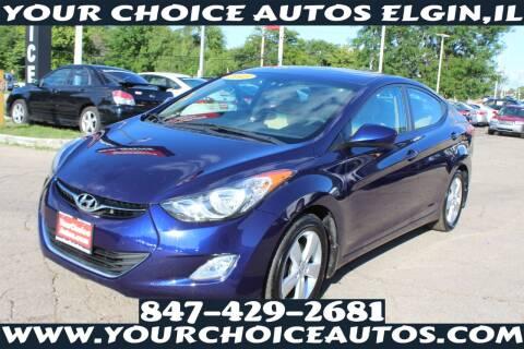 2013 Hyundai Elantra for sale at Your Choice Autos - Elgin in Elgin IL
