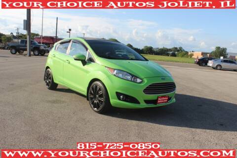 2014 Ford Fiesta for sale at Your Choice Autos - Joliet in Joliet IL