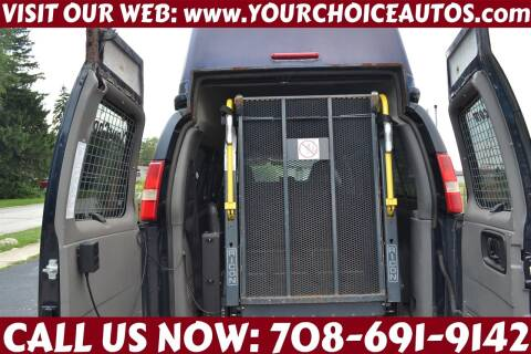 2008 Chevrolet Express Passenger for sale at Your Choice Autos - Crestwood in Crestwood IL